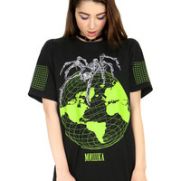 NOTHING OUT OF REACH TEE