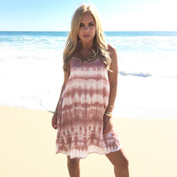 True Kind Tie Dye Dress