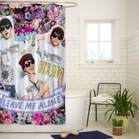 New Jc Caylen Our Second Life (O2L) Quality Bathroom Shower Curtain 60x72 Inch