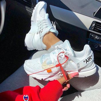 Nike Air Presto 2.0 x Off-White Sneaker