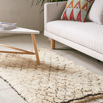 One-Of-A-Kind 3x6 Moroccan Rug - Urban Outfitters