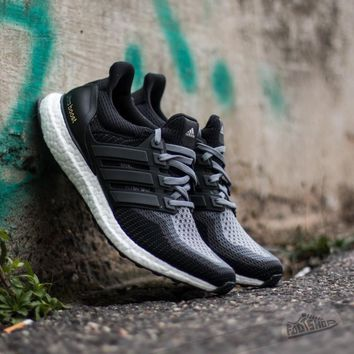 Adidas Ultra Boost 'Black/Grey'