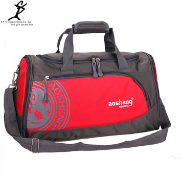 Nylon Outdoor Male Sport Bag Professional