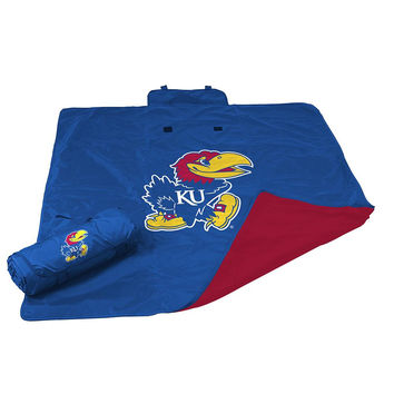 Kansas Jayhawks NCAA All Weather Blanket