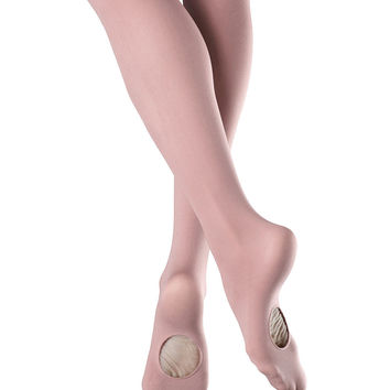 Adult Adaptatoe Tights (Ballet Pink) T0935L