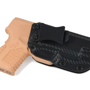"Springfield XD-S 4.0"" IWB KYDEX Holster"