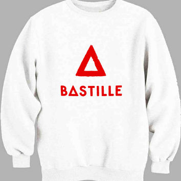 Bastille Red Sweater for Mens Sweater and Womens Sweater *