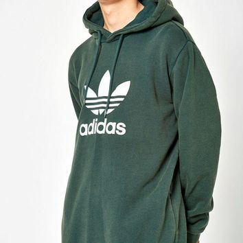 DCCKYB5 adidas Trefoil Pullover Hoodie