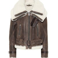 Reissued 2010 shearling jacket