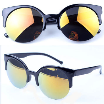 Cats Silver Vintage Stylish Sunglasses [11717077263]