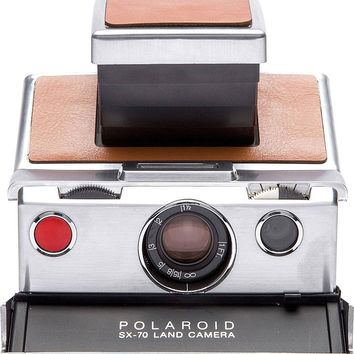 Vintage SX-70 SLR Camera by Polaroid