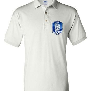 Polo Soccer T-shirt South Korea