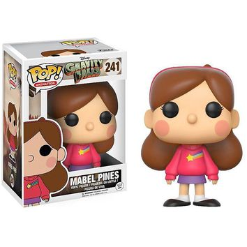Mabel Pines Gravity Falls Funko Pop! Figure #241