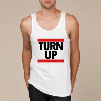 RUN DMC turnup 1 Tank Top