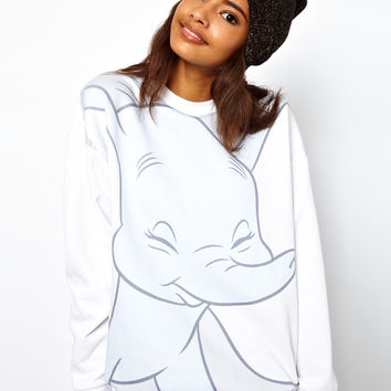 ASOS Sweatshirt with Dumbo Print