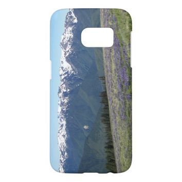 Olympic National Park Photo Samsung Galaxy S7 Case