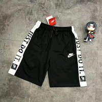 Nike just do it sports shorts, male and female