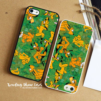 Pluto Wallpaper  iPhone Case Cover for iPhone 6 6 Plus 5s 5 5c 4s 4 Case
