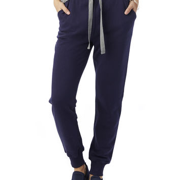 Modal Fleece Jogger Pants