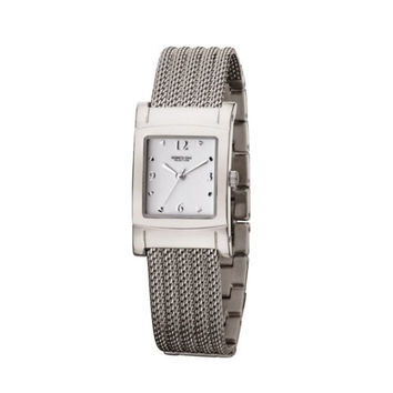 Kenneth Cole Reaction KC4417 Women's Silver Dial Silver Stainless Steel Strap Bracelet Watch