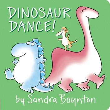 Dinosaur Dance! Board book – August 30, 2016