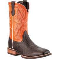 10009589 Ariat Men's Quickdraw Western Boots from Bootbay, Internet's Best Selection of Work, Outdoor, Western Boots and Shoes.