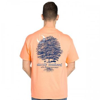 Guys Roots Tee by Simply Southern