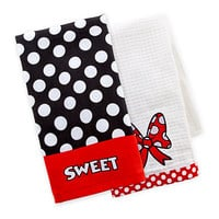 Minnie Mouse Dish Towel Set | Disney Store