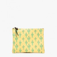 Falconwright Desert Print Clutch
