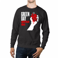 Green Day American Idiot Unisex Sweaters - 54R Sweater