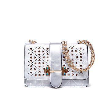 Sparkle of Hearts Clutch