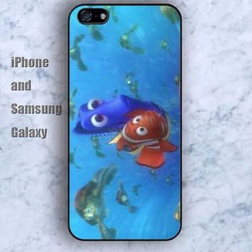 Cartoon fish iPhone 5/5S Ipod touch Silicone Rubber Case, Phone cover