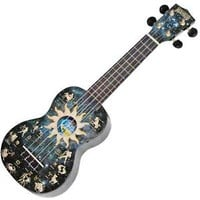 Mahalo U30G Soprano Constellation Ukulele (ukelele) with Free Gigbag/Case - NEW!