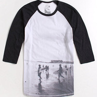 On The Byas Boarder Baseball Tee at PacSun.com