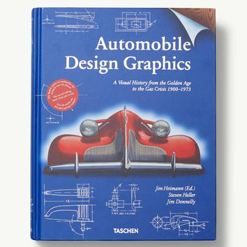 Automobile Design Graphics Book
