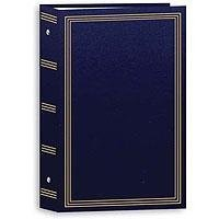 """Pioneer Classic 3 Ring Photo Album (Covers are Assorted -  Colors and Designs May Vary), Holds 504 4x6"""" Photos, 3 Per Page."""