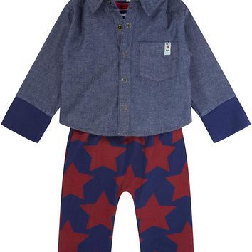 Star Jogger 3 Piece Outfit Set