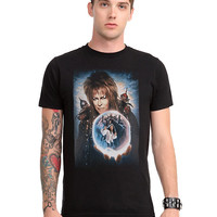 Labyrinth Movie Poster Art T-Shirt