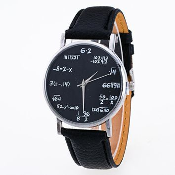 Best Selling Girl Dress Fashion Vintage Casual Girls Pattern Leather Band Analog Quartz Vogue Alarm Date Watches (ship from US)