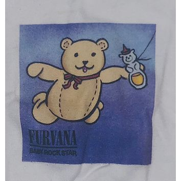 Baby Rockstar Furvana Infant T-Shirt