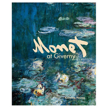 Monet at Giverny, Non-Fiction Books