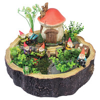 Park Avenue Collection Tiny Forest Gnome Friends