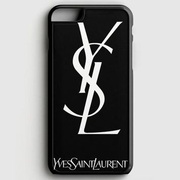 Yves Saint Laurent Ysl iPhone 6 Plus/6S Plus Case