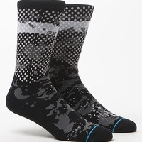 Stance Cadet Crew Socks - Mens Socks - Black - One