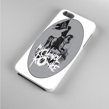 my chemical romance button Iphone 5s Case