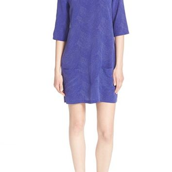 Equipment 'Aubrey' Dot Print Silk Shift Dress | Nordstrom