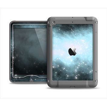 The Light & Dark Blue Space Apple iPad Mini LifeProof Nuud Case Skin Set
