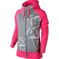 Nike Women's Just Do It Full Zip Hoodie - Dick's Sporting Goods