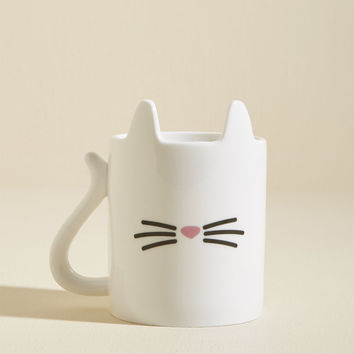 Wet Your Whiskers Mug
