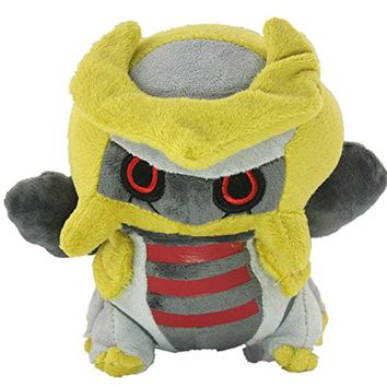 Pokemon Center Giratina Plush Doll 6 inch